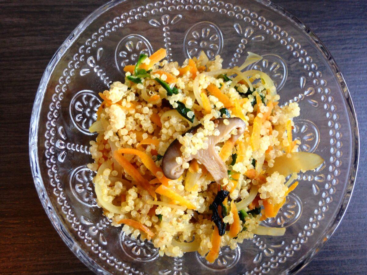Light Quinoa